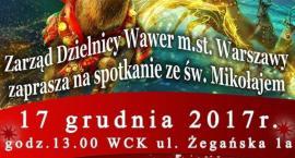 Spotkanie z Mikołajem w niedzielę w WCK! Odbierzcie bezpłatne wejściówki. Tylko dzisiaj i jutro!